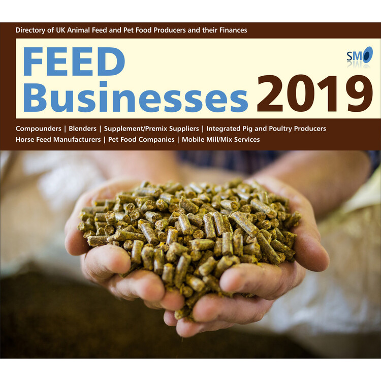 Feed Businesses 2019 Edition (front cover)