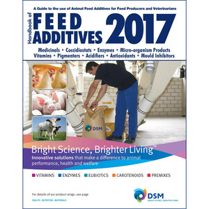Handbook of Feed Additives 2017 (front cover)