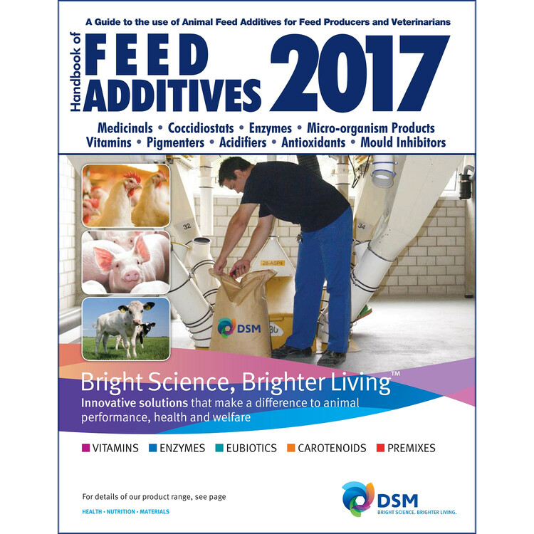 Feed Additives 2017 (front cover)