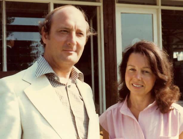 Howard and Jane Mounsey