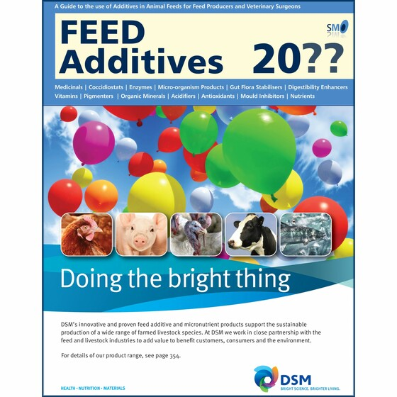Feed Additives (generic cover for illustration purposes only)