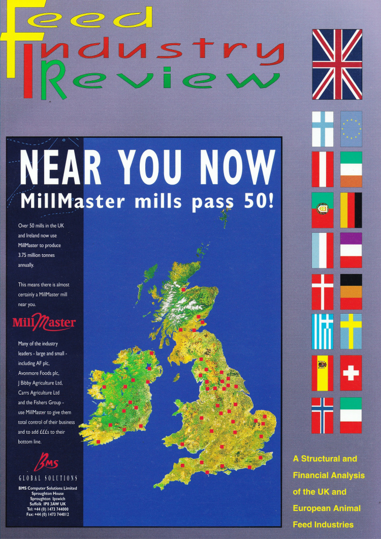 Feed Industry Review (cover)
