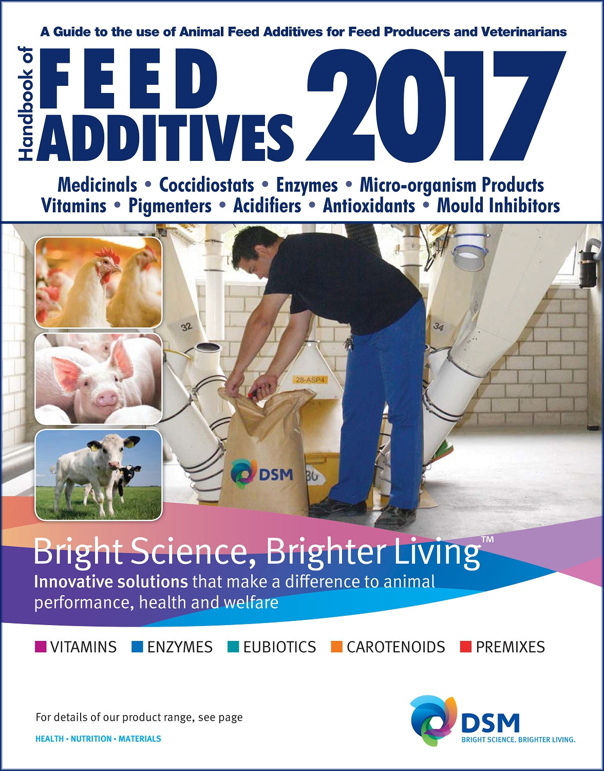 Handbook of Feed Additives 2017 (cover)