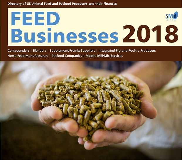 Feed Businesses 2018 Edition (front cover)