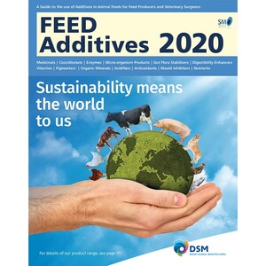 Feed Additives 2020 Cover