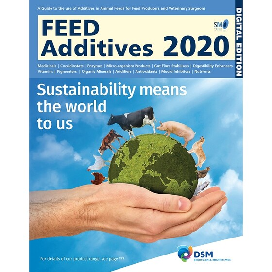 Feed Additives 2020 Cover (Digital)