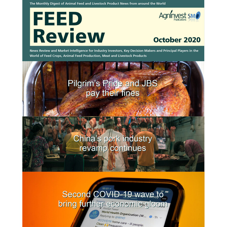 Feed Review Oct 2020 Cover
