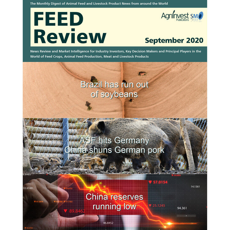 Feed Review Sep 2020 Cover